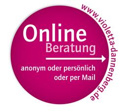 Onlineberatung Violetta